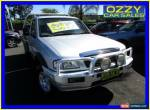 2005 Mazda B2500 MY05 Upgrade Bravo DX (4x4) Silver Manual 5sp M Cab Chassis for Sale