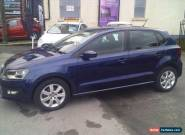 VOLKSWAGEN POLO MATCH 1.2, Blue, Manual, Petrol, 2012  for Sale