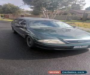 Classic 2001 Au Ford Falcon Wagon for Sale