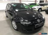 2007 Volkswagen Golf 2.0 TDI GT 5dr for Sale