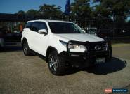 2015 TOYOTA FORTUNER 4X4 DIESEL TURBO 7 SEATER  AUTO WAGON GUN156R for Sale