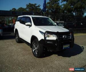 Classic 2015 TOYOTA FORTUNER 4X4 DIESEL TURBO 7 SEATER  AUTO WAGON GUN156R for Sale
