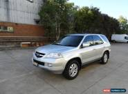 Up For Sale is a 2005 HONDA MDX 7 SEATER LUXURY DRIVES WELL for Sale