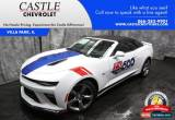 Classic 2017 Chevrolet Camaro SS Convertible 2-Door for Sale