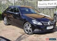 2014 Mercedes-Benz E Class 2.1 E220 CDI BlueTEC SE 7G-Tronic Plus 4dr for Sale
