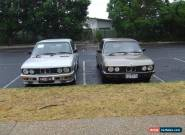 BMW 528i--2 cars . A complete package for Sale