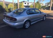 Subaru Liberty Heritage 2001 for Sale