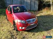 Fgx BA bf  (2008 ford fg falcon G6E Turbo N/A Motor) for Sale