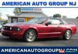 Classic 2006 Ford Mustang GT Deluxe Convertible for Sale