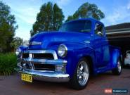 1955 Chevrolet 3100 Truck, 350 Chev, 4 Speed Auto for Sale