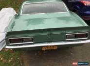 1968 Chevrolet Camaro Base for Sale