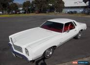1977 Chevrolet Monte Carlo Coupe, V8 auto, LHD, good original car, import papers for Sale
