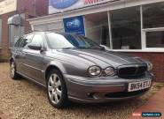 2004 54 Jaguar X-TYPE 2.5 V6 Sport AWD ESTATE  for Sale