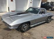 1966 Chevrolet Corvette matching numbers for Sale