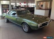 1968 Pontiac Firebird 400 Manual for Sale