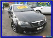 2008 Holden Calais VE MY08 V Black Automatic 6sp A Sedan for Sale