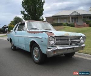 Classic 1967 XR Ford Falcon Futura Coupe Project Car 289 V8 AUTO - NO RESERVE.  for Sale