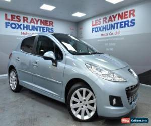 Classic 2011 11 PEUGEOT 207 1.6 HDI ALLURE 5D 92 BHP DIESEL for Sale