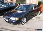 2006 06 VOLVO S60 2.4 SPORT T5 4D 257 BHP CAT D CAT D for Sale