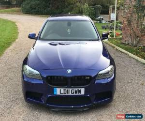 "Classic 2011 BMW 520D FULL M5 REPLICA CONVERSION~ INDIVIDUAL SAN MARINO BLUE~ 20"" ALLOYS for Sale"