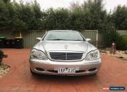 MERCEDES BENZ S320... for Sale