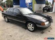 1994 ford Ed falcon Fairmont factory black V8 Car will suit el xr8 xr6 eb ea nc  for Sale
