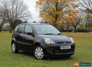 2006 FORD FIESTA 1.2 STYLE 50K LOW MILES 1 OWNER FULL HISTORY HPI CLEAR  for Sale