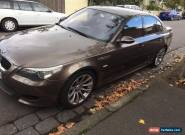 BMW M5 2005 v10 (not registered) for Sale