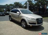 2006 Audi Q7 4.2 FSI Quattro 4D Wagon Automatic (4.2L - Multi Point F/INJ)... for Sale