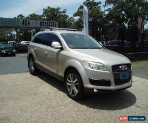 Classic 2006 Audi Q7 4.2 FSI Quattro 4D Wagon Automatic (4.2L - Multi Point F/INJ)... for Sale