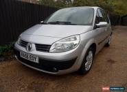 2007 Renault Scenic 1.6 VVT Oasis Mpv Estate PX and cards welcome for Sale