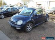 2004 04 VOLKSWAGEN BEETLE CONVERTIBLE * PART EXCHANGE TO CLEAR *SPARES/REPAIRS for Sale