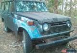 Classic TOYOTA LANDCRUISER VINTAGE1976 fj55 2F 81000kms from new -one family on farm  for Sale