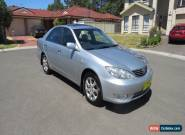 2006 Toyota Camry Grande Automatic Sedan 3.0L V6 EFI - 178800Kms with Log Books for Sale