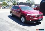 Classic 2014 Jeep Cherokee KL 4x4 LONGITUDE V6 Auto 5 Door Wagon for Sale