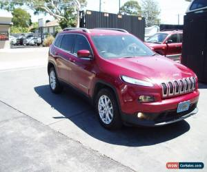 Classic 2014 Jeep Cherokee KL 4x4 LONGITUDE V6 Auto 5 Door Wagon for Sale