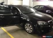 holden wm caprice 2010 HSVI V8 AFM SERIES II for Sale