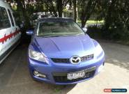 MAZDA CX7 LUXURY ALL WHEEL DRIVE - 160,000klms 2007 - READ!!  for Sale