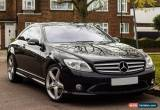 Classic MERCEDES BENZ CL500  AMG SPORT PACK BLACK  for Sale