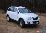 2012 Holden Captiva 5 Series II MY2012 for Sale