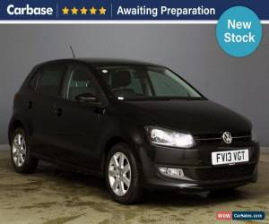 Classic 2013 VOLKSWAGEN POLO 1.4 Match 5dr for Sale