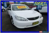 Classic 2005 Toyota Camry MCV36R Upgrade Altise White Automatic 4sp A Sedan for Sale
