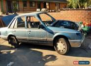 COMMODORE VK 1985 ROLLING BODY SHELL PARTS DONOR CAR for Sale