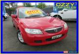 Classic 2003 Mazda 323 Astina Red Manual 5sp M Hatchback for Sale
