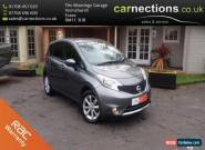 2016 16 NISSAN NOTE 1.2 TEKNA DIG-S 5D AUTO 98 BHP for Sale