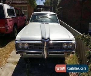 Classic 1968 Pontiac Parisienne for Sale