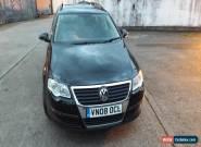 VW PASSAT B6 1.9 TDI 2008 110K miles 1 owner for Sale