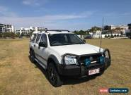HOLDEN:06 RODEO 4X4 DUAL CAB UTE WITH CANOPE FINANCE APPOX $78 PER WEEK. for Sale