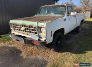 1980 Chevrolet Other Pickups for Sale