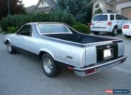Chevrolet : El Camino for Sale